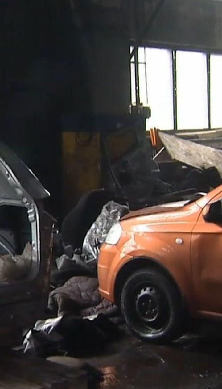 У Києві затримали групу автокрадіїв, на рахунку яких близько 20-ти злочинів