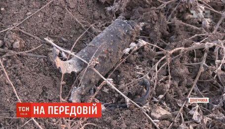 На фронті через обстріли бойовиків загинув 20-річний український боєць