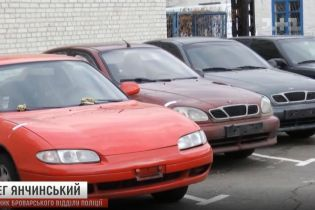 Киев и область терроризируют профессиональные автоворы. Полиция разоблачила три банды преступников