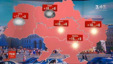 В Україну прийшла весна: прогноз погоди