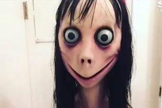 "Японський художник знищив моторошну скульптуру, яка стала прототипом відомої жахачки ""Момо"""