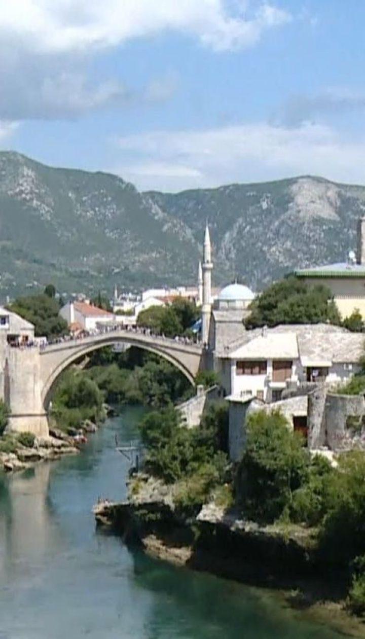 Боснийский город Мостар признали самым недооцененным романтическим местом в мире