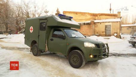 Боевики обстреляли украинские позиции почти сотней снарядов
