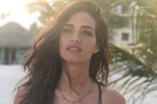 Она в раю: Сара Карбонеро поделилась снимками из Доминиканы