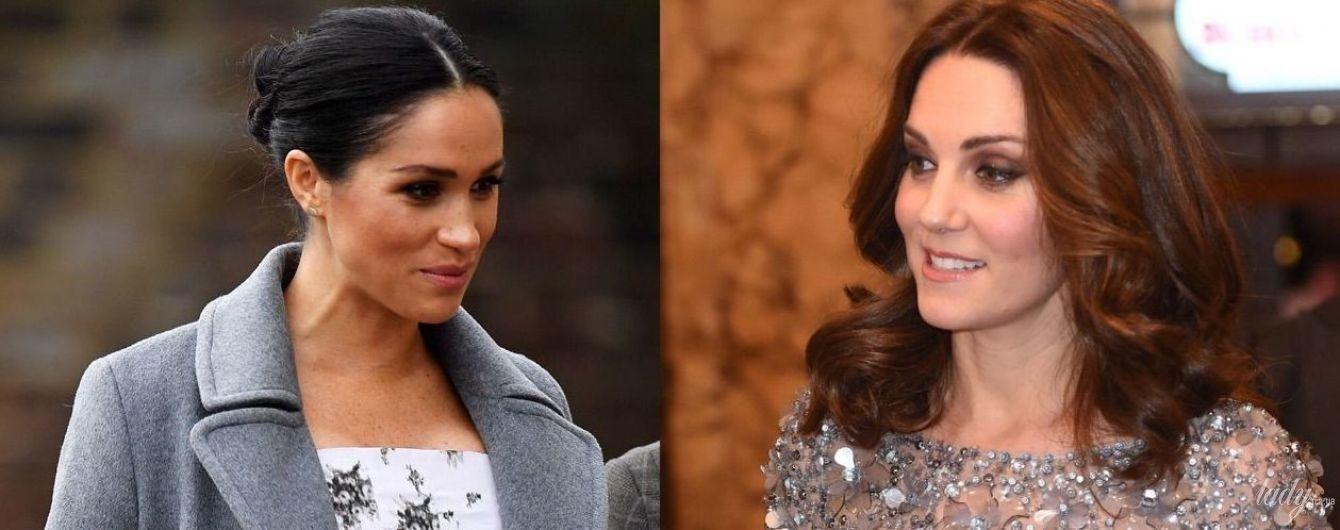 Герцогині Кетрін і Меган – подруги чи вороги?