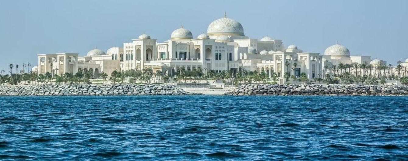 Президентский дворец в Абу-Даби откроют для туристов