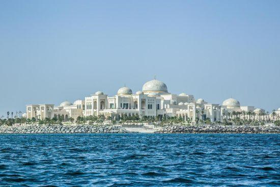 Президентський палац в Абу-Дабі відкриють для туристів