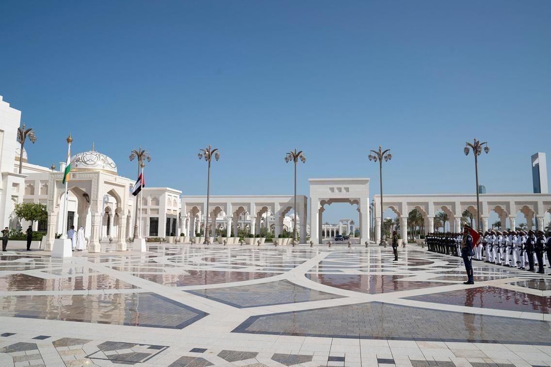 Qasr Al Watan  Абу-Даби