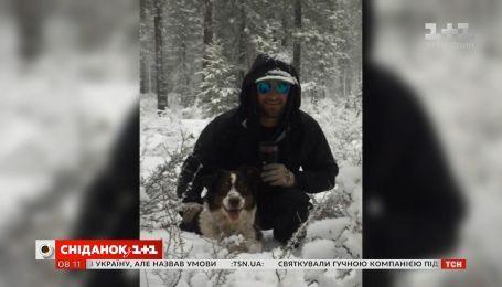5 діб у заметах без їжі: американський мандрівник дивом вибрався зі снігового полону