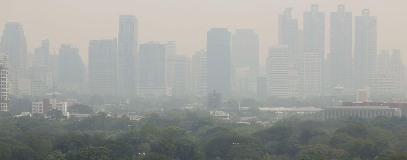 Загрязненный воздух ежегодно убивает 7 млн человек - ООН
