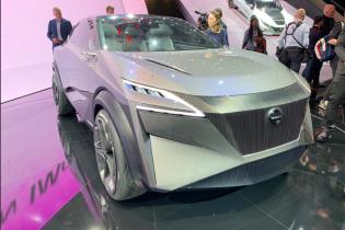 Nissan показав електрокросовер, який замінить Qashqai