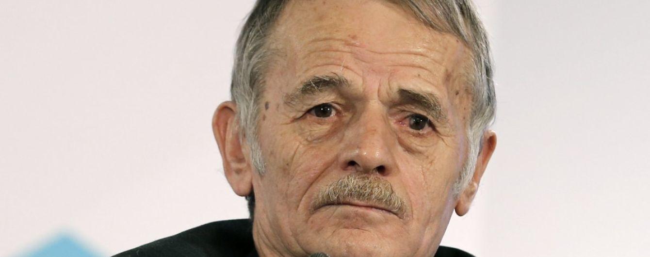 Джемилев опроверг возможность возвращения Крыма после улучшения уровня жизни Украины