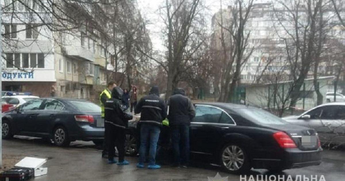 @ ГУ Национальной полиции в Киеве