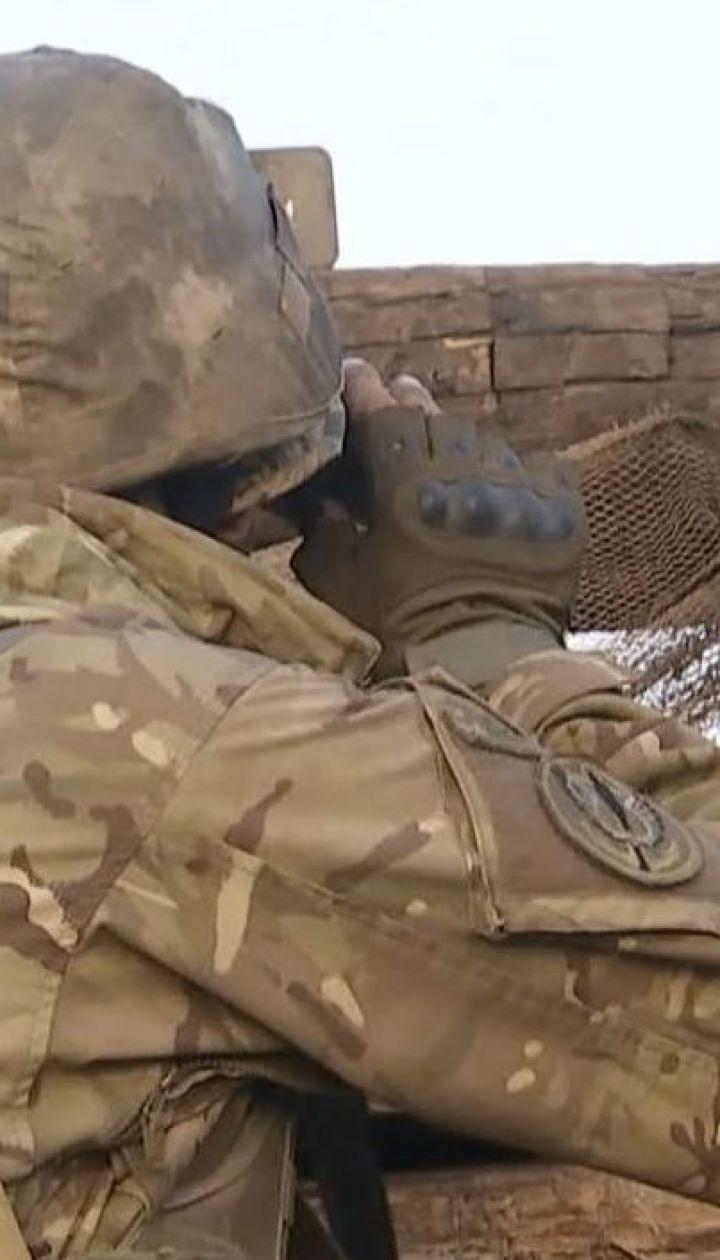 Двоє українських військових зазнали поранень на фронті - ООС