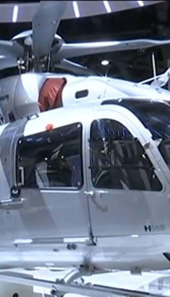 Аваков підписав угоду з франзуцьким авіавиробником про придбання новітніх гелікоптерів