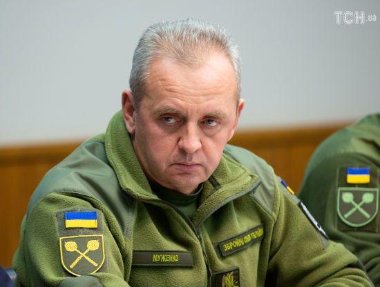 Росія завершує формування військ на кордонах для вторгнення до України - Муженко