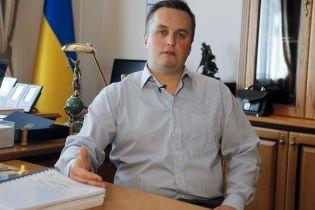 Обвинения против министра Омеляна снимаются – Холодницкий