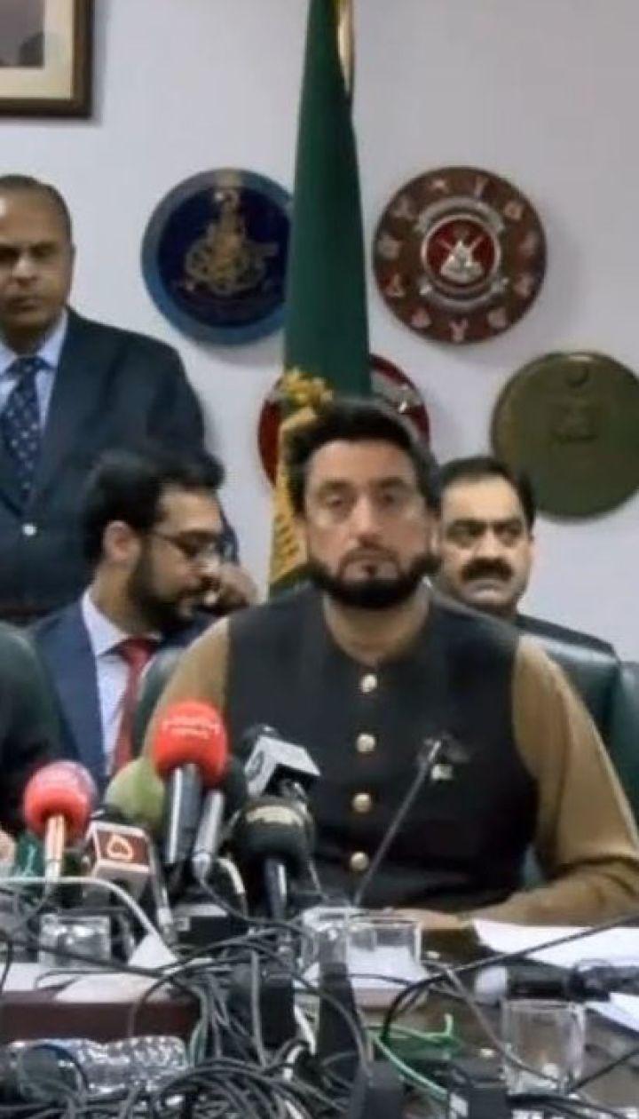 Пакистан затримав 44 підозрюваних у скоєнні теракту в Індії