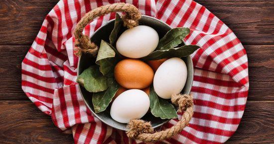 Тримайтеся за яйця!