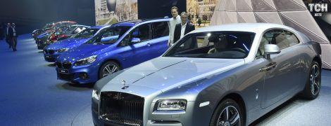 Налог на роскошь. За какие авто украинцам придется заплатить 25 тысяч