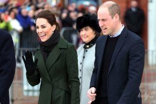 Скромно, але зі смаком: герцогиня Кембриджська обрала для світського виходу сукню від Michael Kors