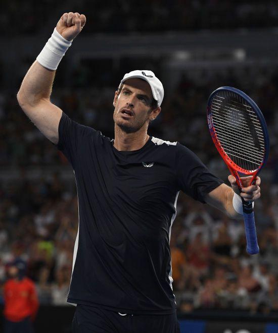 Легендарний британський тенісист передумав завершувати кар'єру