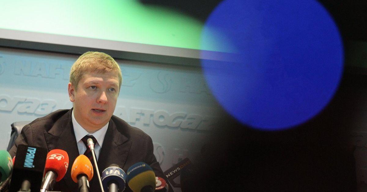 """Коболев объяснил, почему газсбыты Фирташа сейчас не покупают газ от """"Нафтогаза"""""""