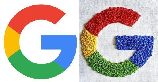 Вишитий українкою логотип Googlе потрапив на Instagram-аватар компанії