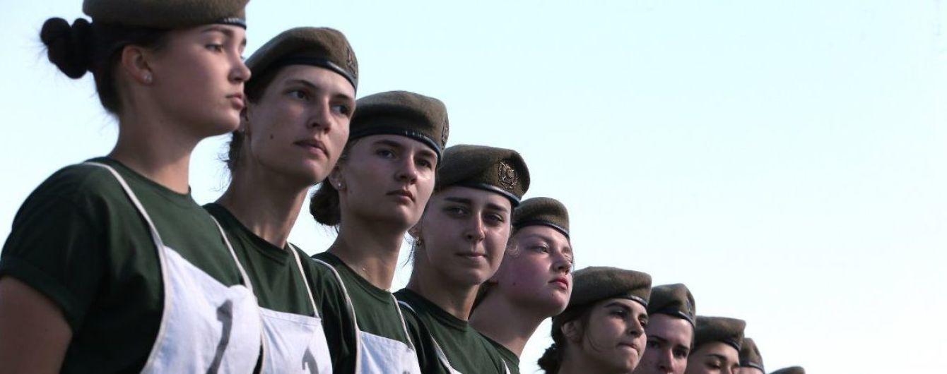 Девушки смогут учиться в военных лицеях Украины - Минобороны