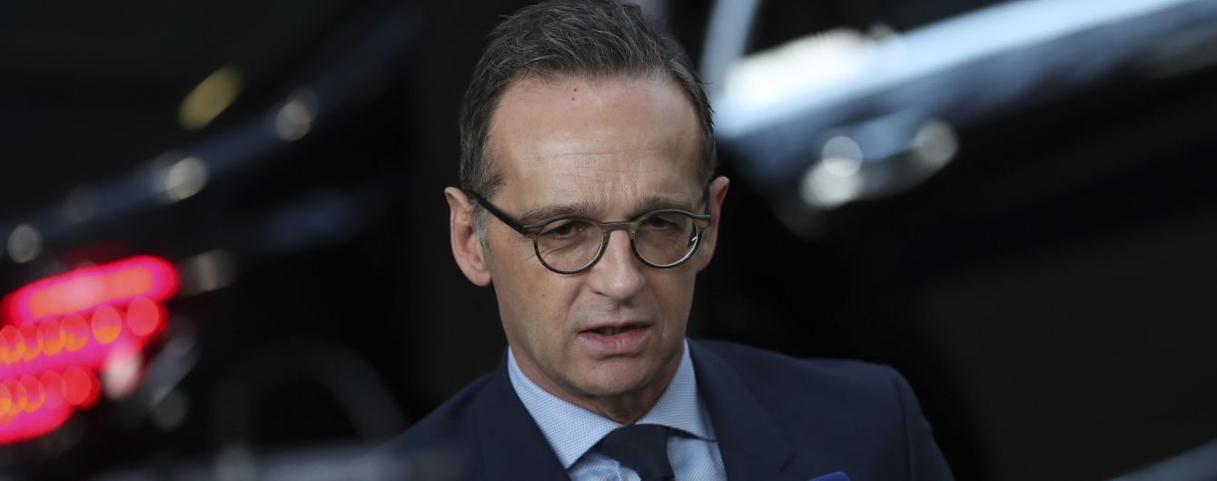 Глава МЗС Німеччини відвідає Україну з дводенним візитом