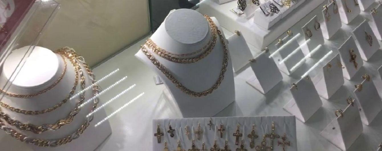 Украинцам нелегально продали ювелирных украшений из Крыма на 50 млн гривен