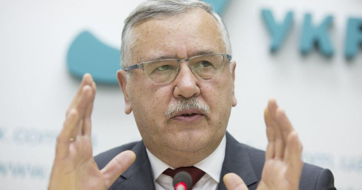 Вибори президента 2019. Гриценко подав скаргу до ЦВК