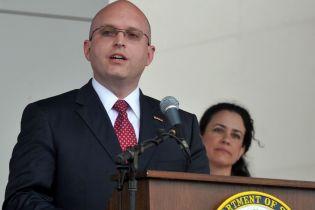 Держдепартамент США призначив дипломата у справах Європи та Євразії