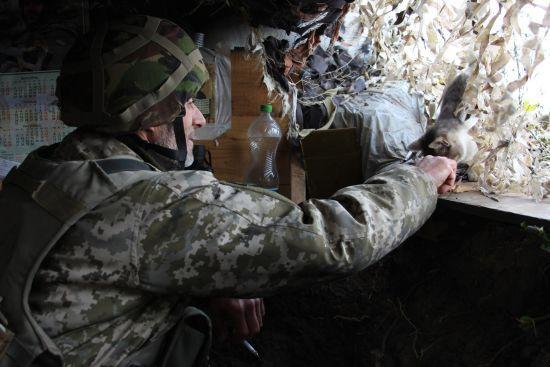 Ситуація на Донбасі: бойовики вперше від початку року застосували 152 мм артилерію та обстріляли населений пункт