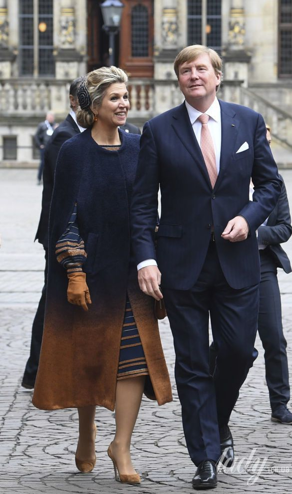 Королева Максима и король Виллем Александр_3