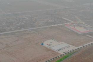 Гигафактори Tesla в Китае планируют завершить к концу весны