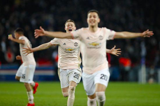 """""""Манчестер Юнайтед"""" встановив історичне досягнення в плей-оф Ліги чемпіонів"""