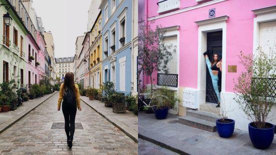 У Парижі мешканці яскравої вулиці хочуть відгородитися від інстаграмерів. Чому туди навідуються юзери