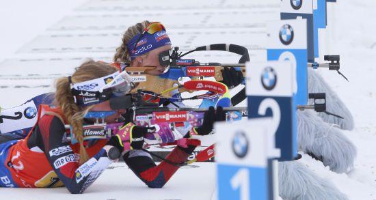 Словенська біатлоністка мало не застрелила суддю під час тренування перед Чемпіонатом світу