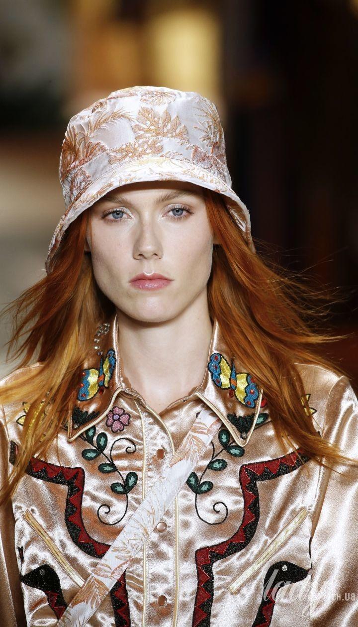 Коллекция Anna Sui прет-а-порте сезона весна-лето 2019 @ East News