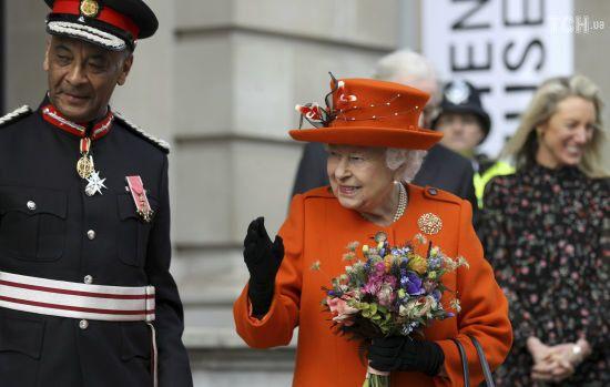 Королева Єлизавета ІІ підтвердила плани уряду Бориса Джонсона щодо Brexit
