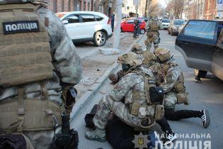 """В центре Днепра со стрельбой задержали криминального авторитета """"Арийца"""""""
