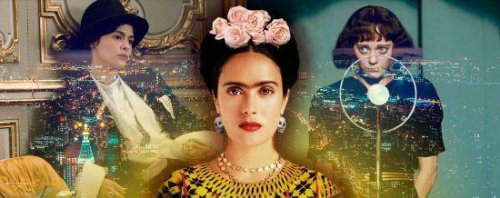10 біографічних фільмів про сильних жінок
