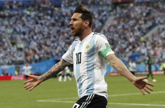 Мессі повернувся до збірної Аргентини