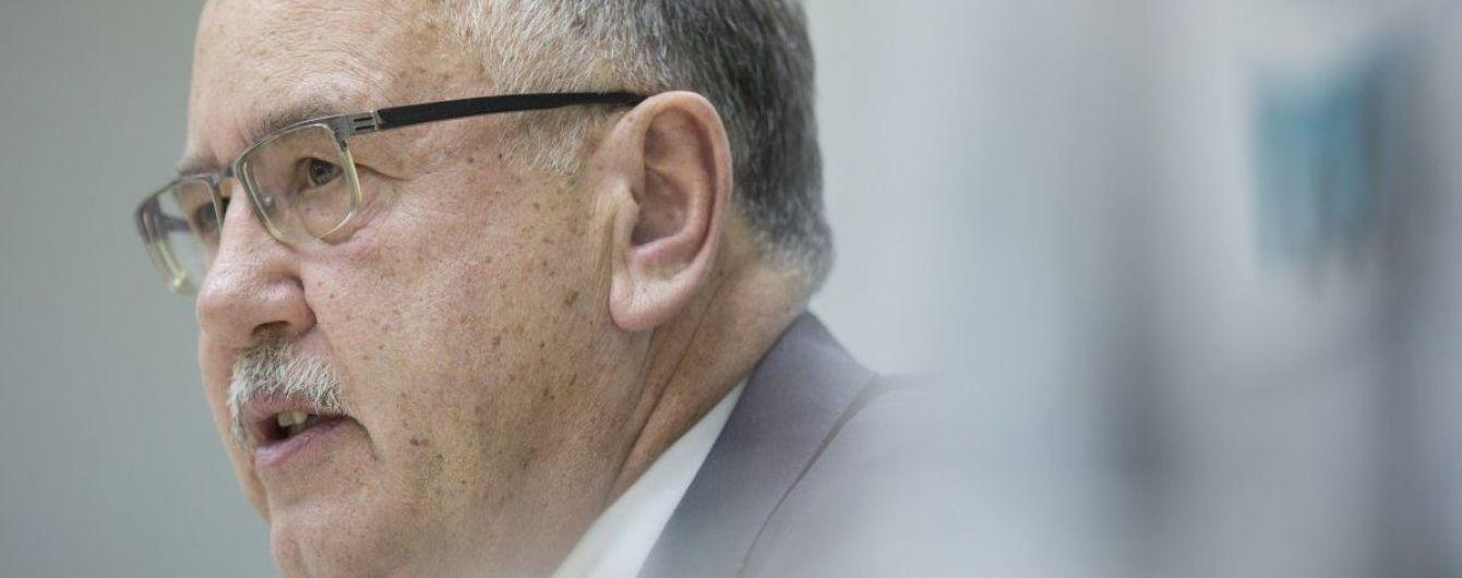 Гриценко викликав Зеленського на дебати