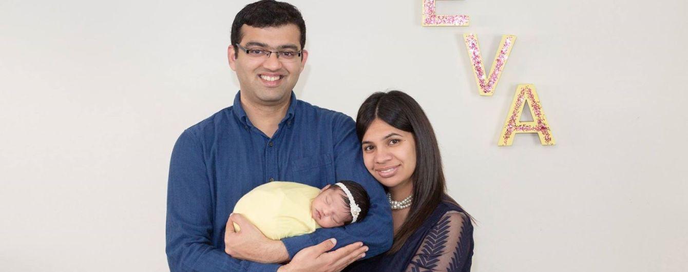 В Індії 30-річна незаймана жінка змогла народити дитину