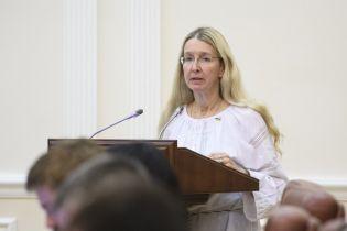 Супрун розказала, чи є зв'язок між інцидентами на шкільних лінійках у Черкасах та Новомосковську