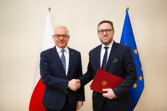 Польща висунула кандидата на посаду посла в Україні