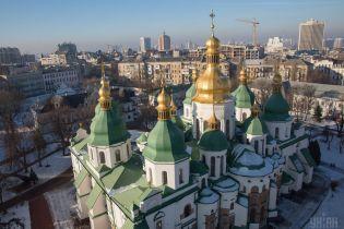 Софийский собор в Киеве будут реставрировать. Богослужения отменены