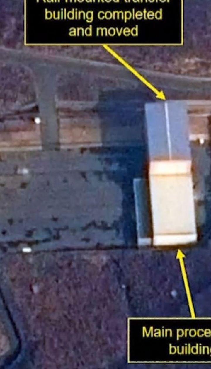 Північна Корея може готуватися до запуску балістичної ракети